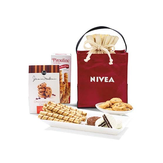 Customized Cookie Tote Gift Set
