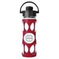 16 oz Life Factory Glass Water Bottle