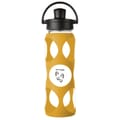 22 oz Life Factory Glass Water Bottle