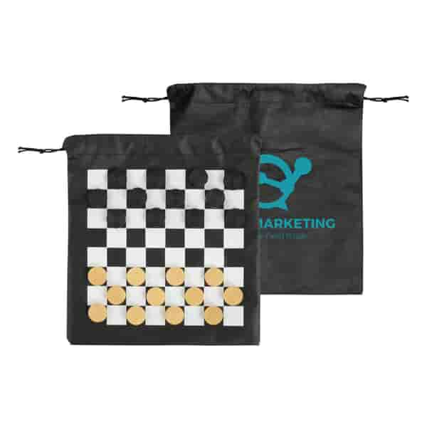 Fun on the Go Games- Checkers