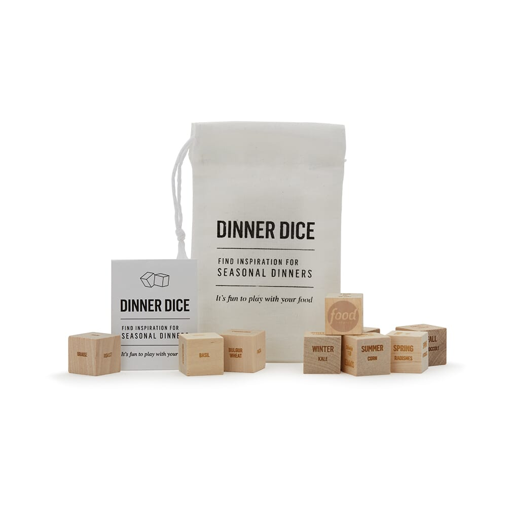 Dinner Dice Game