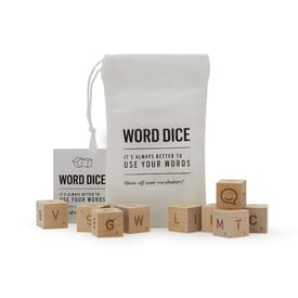 Adder Word Dice Game