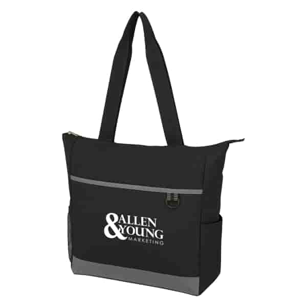 Carter Quilted Tote Bag