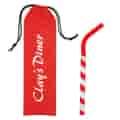 GreenPaxx® Tie-Dye Cool Straw™ With Pouch
