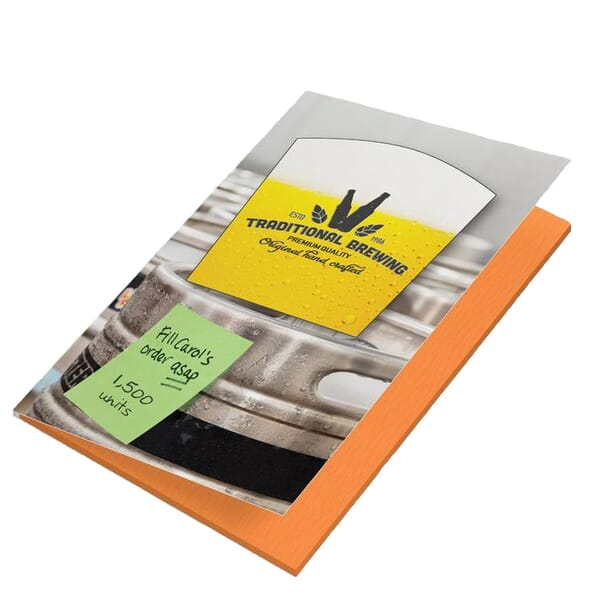 Post-it® Extreme XL Notes With Cover