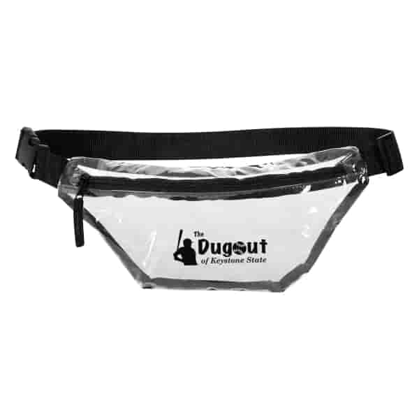 Clear Choice Fanny Pack
