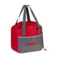 Side view of bag