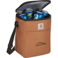 Cooler in use