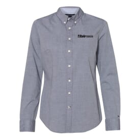 Women's Tommy Hilfiger® Capote End-on-End Chambray Shirt