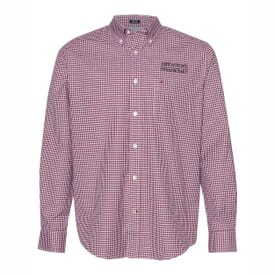 Tommy Hilfiger® 100s Two-Ply Gingham Shirt