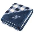 Field & Co.® Double Sided Plaid Sherpa Blanket