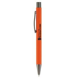 Sorrento Velvet-Touch Aluminum Pen