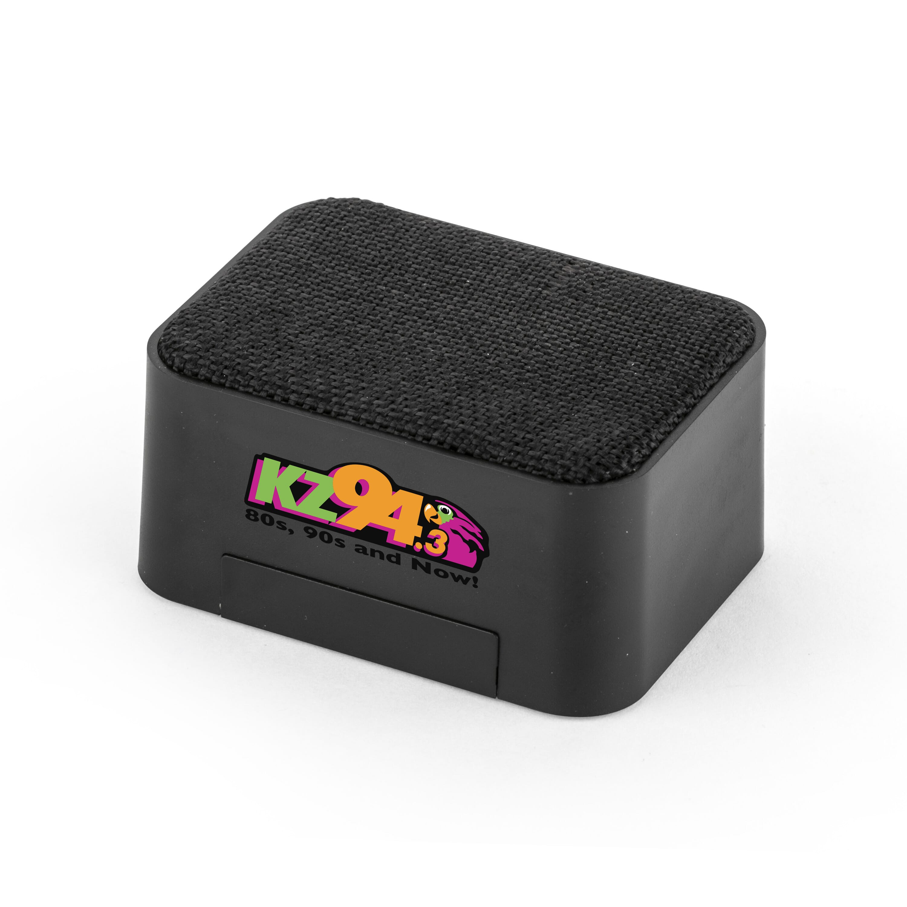 Branded Solo Wireless Speaker with Phone Stand