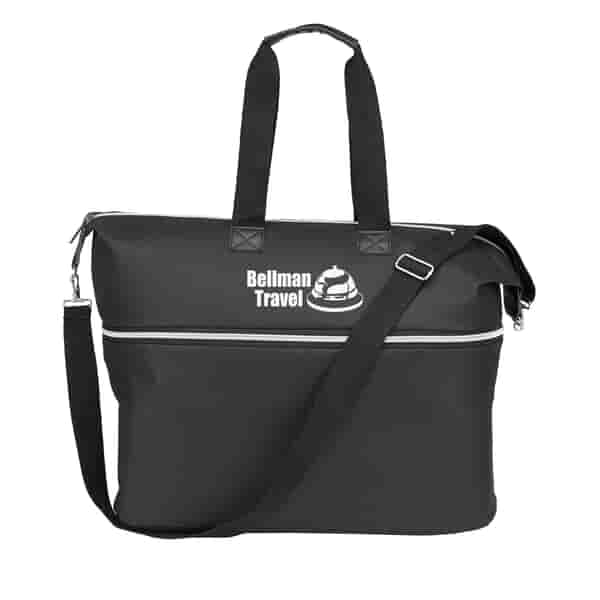 Expandable Travel Duffle Tote