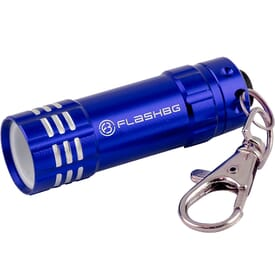 Mini LED Flashlight Keychain