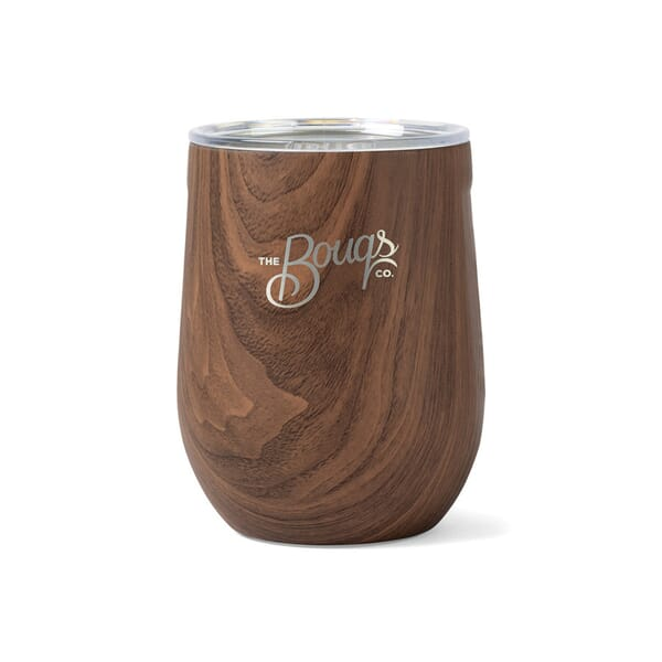 12 oz Corkcicle® Stemless Wine Cup
