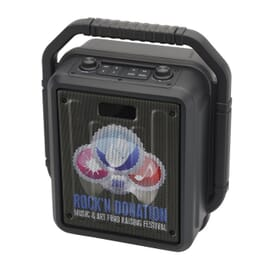 20W Bluetooth® FM Party Amp Speaker