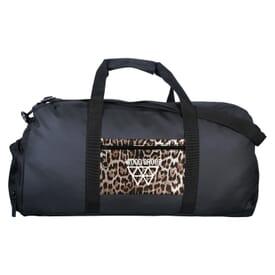 Leopard Pocket Duffle Bag