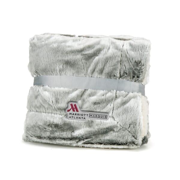 Velvet Sherpa Blanket