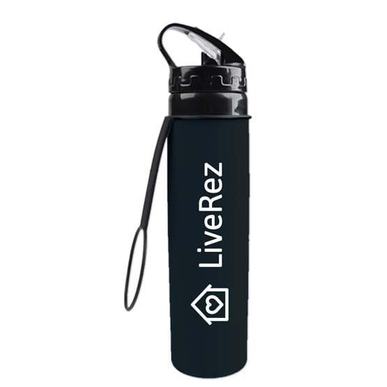 20 oz Roll-Up Water Bottle
