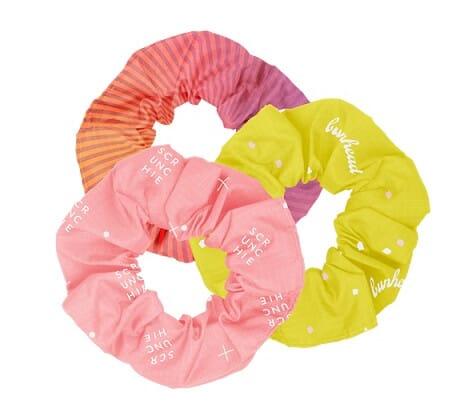 Ripstop Scrunchies