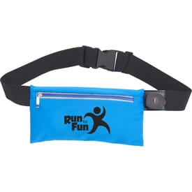 Lumos Rechargable Light Up Fitness Belt
