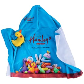 Kid's Hooded Beach Towel