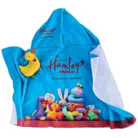 Kid's Hooded Beach Towel