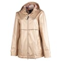 Women's New Englander® Rain Jacket with Floral Print Lining