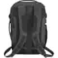 Backside of bag