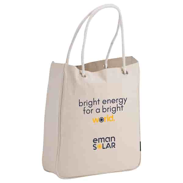6 oz Organic Cotton Canvas Carry-All Tote