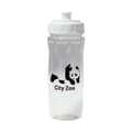 18 oz Poly-Saver PET Bottle with Push 'N Pull Cap