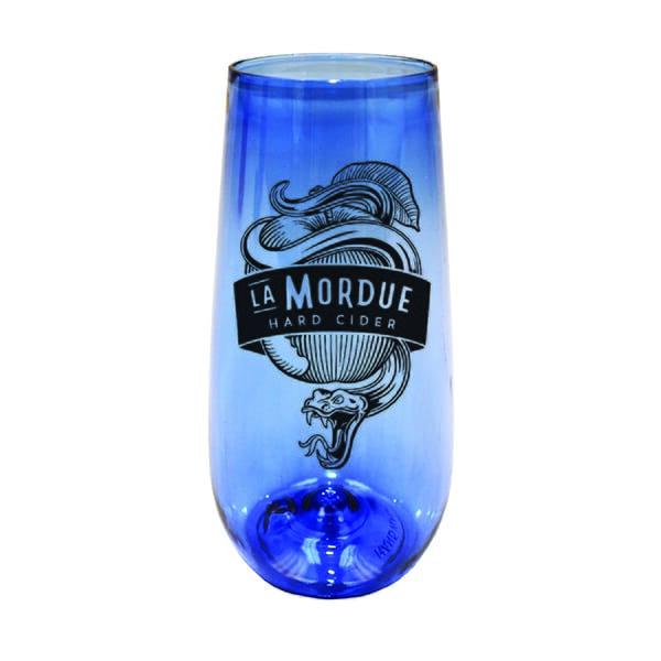 10 oz Plastic Stemless Champagne Flute