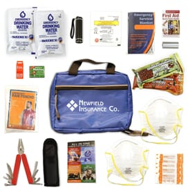 Gold Survival/Disaster Kit