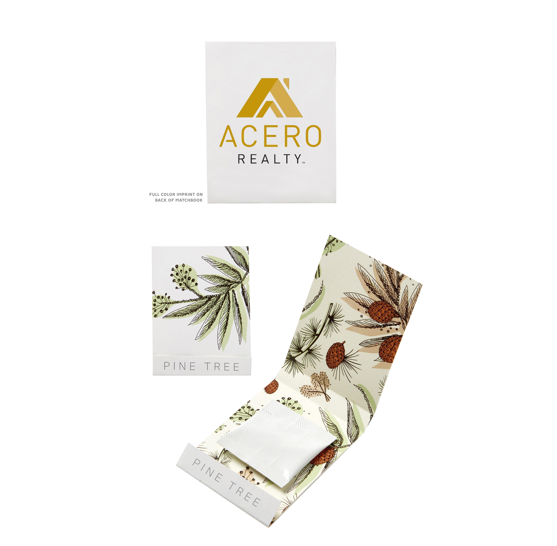 Pine Tree Seed Packet