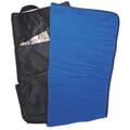 Blanket showing