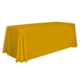 6 ft Stain-Resistant 4-Sided Table Throw (Unimprinted)