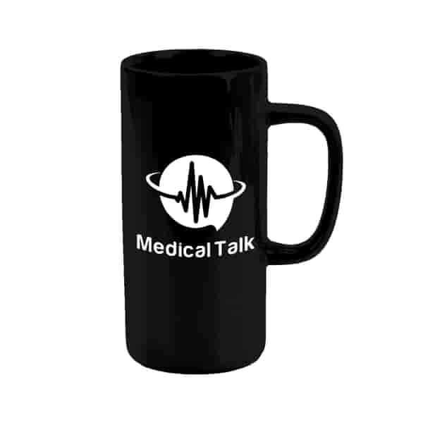 20 oz Ceramic Tall Mug