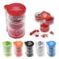 Clip case colors