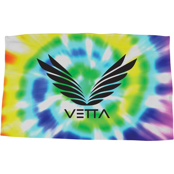 "11"" x 18"" Full Color Spirit Towel"