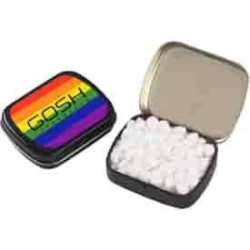 Flap Tin Mints- Sugar Free Mini Peppermints