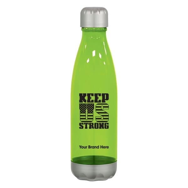 24 oz Tritan™ Swiggy Bottle - Keep US Strong