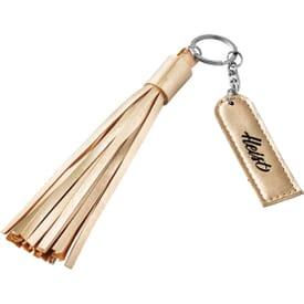 Tassels Keychain