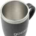 Inside of mug