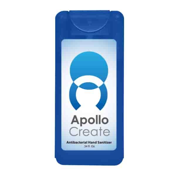 .34 oz Compact Hand Sanitizer Spray
