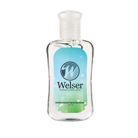 3 oz Hand Sanitizer Fashion Bottle