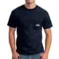 Gildan® Ultra Cotton® 100% Cotton T-Shirt with Pocket