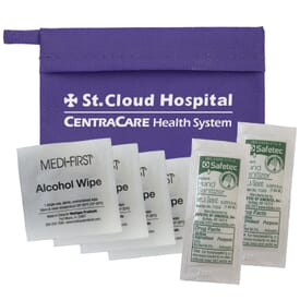 Quick Care™ Protect Sanitizer Kit