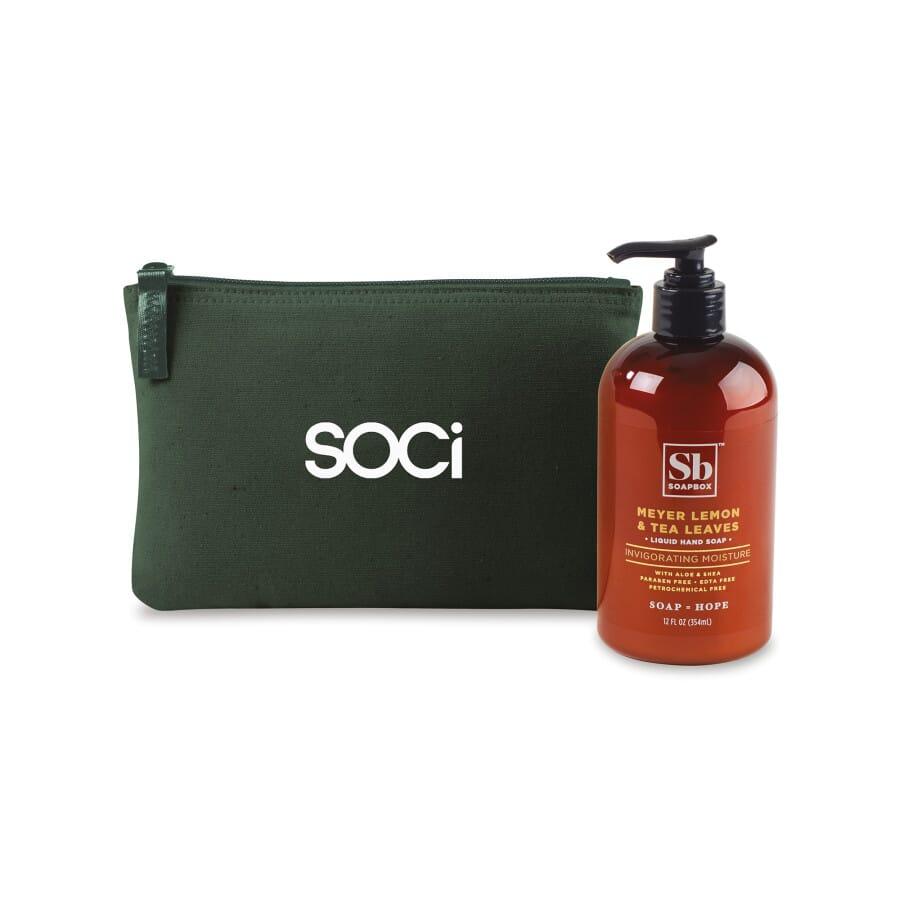Soapbox® Healthy Hands Gift Set