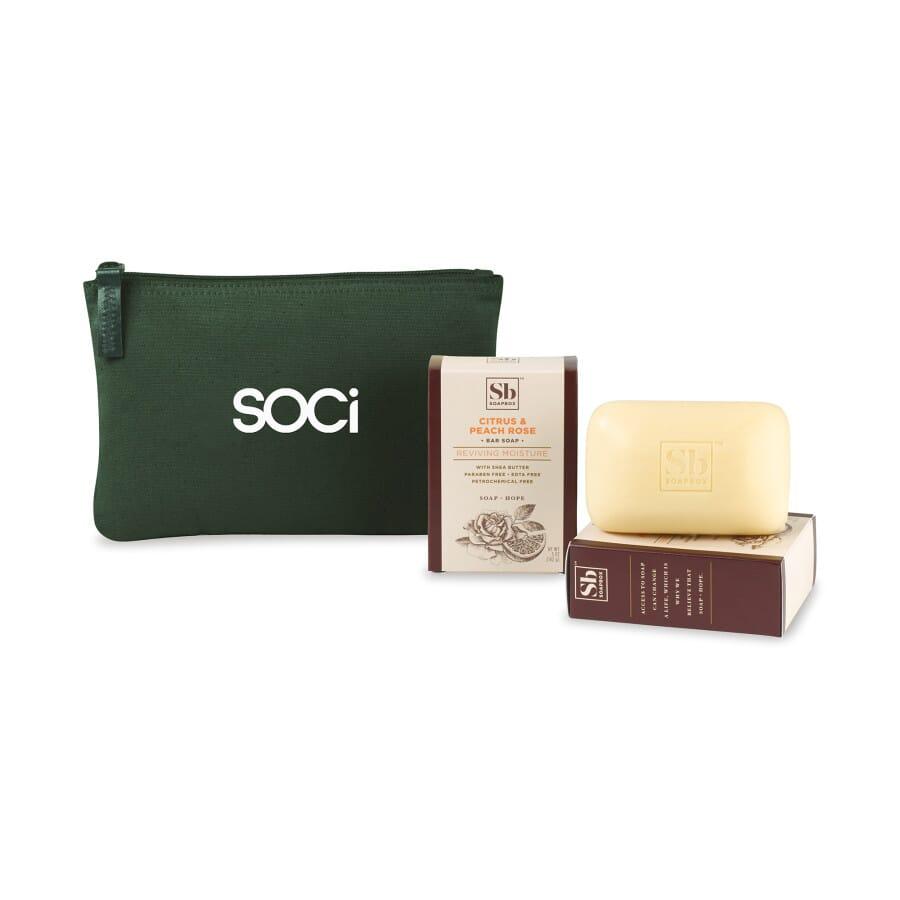 Soapbox gift set